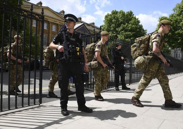 英國國防部