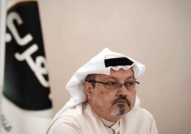 沙特記者卡舒吉