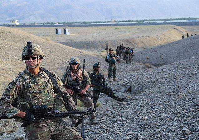 目前不具備北約從阿富汗撤軍的條件