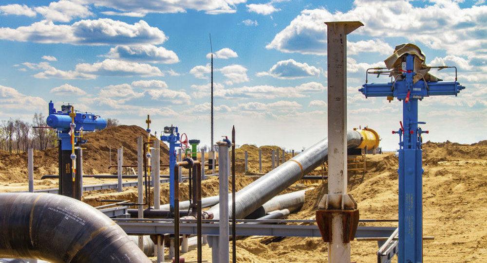 西伯利亞力量天然氣管道