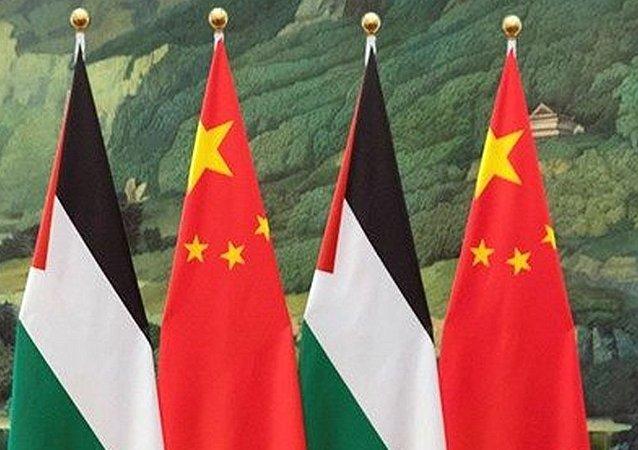 中國和巴勒斯坦