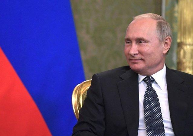 普京:俄珍惜其「可靠能源供應國」的聲譽