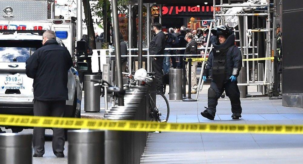 媒體:美國郵包炸彈嫌疑人稱炸彈未造成威脅