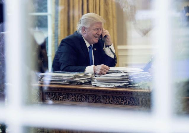 美國總統特朗普