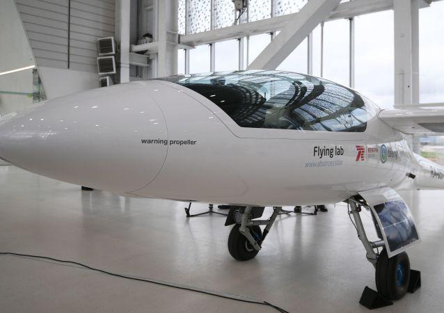 俄首架電動飛機計劃於2020年進行首飛