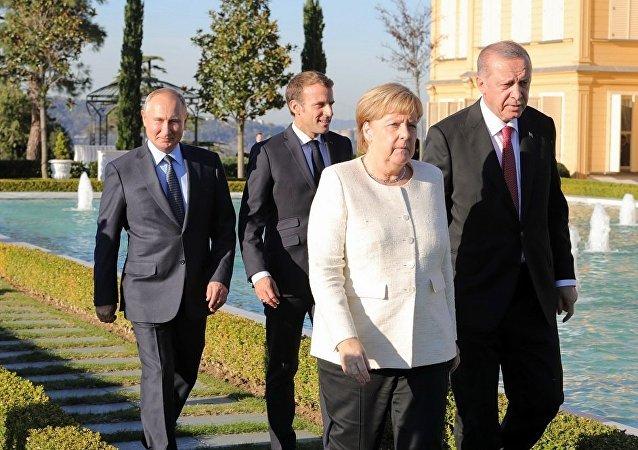 俄總統新聞秘書:普京為伊斯坦布爾峰會領導人帶去俄漢特-曼西自治區土特產