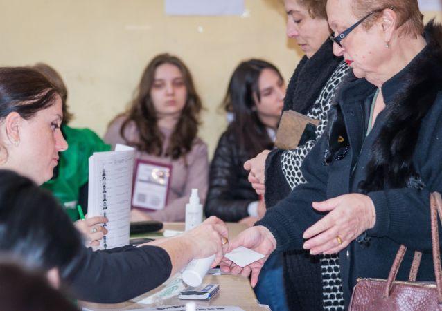 格魯吉亞總統選舉
