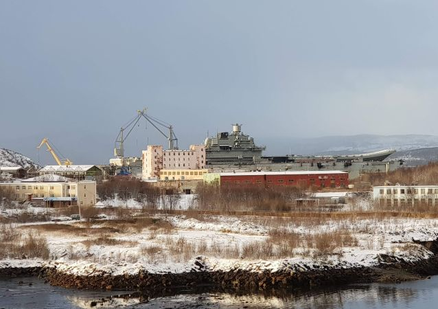俄國防部:「庫茲涅佐夫」號航母輕傷