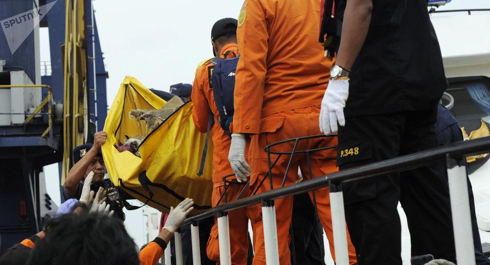 媒體:印尼波音737墜毀的原因可能是自動油門故障