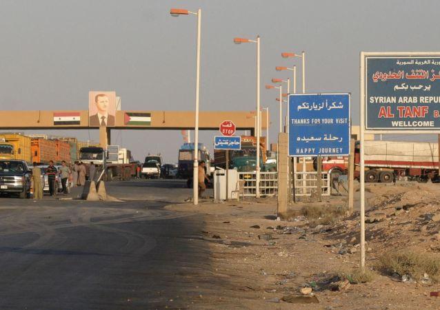 伊敘邊境(資料圖片)