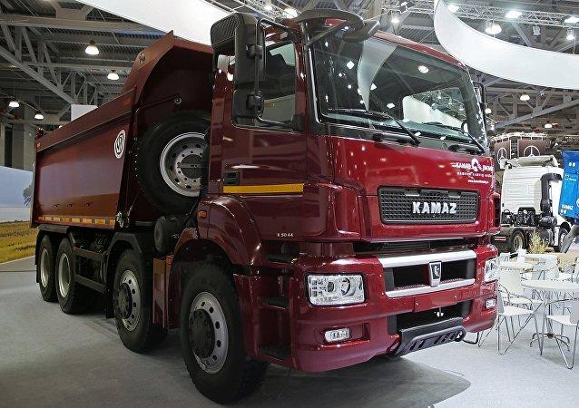 「卡馬斯」集團與中國企業聯合創建新生產線