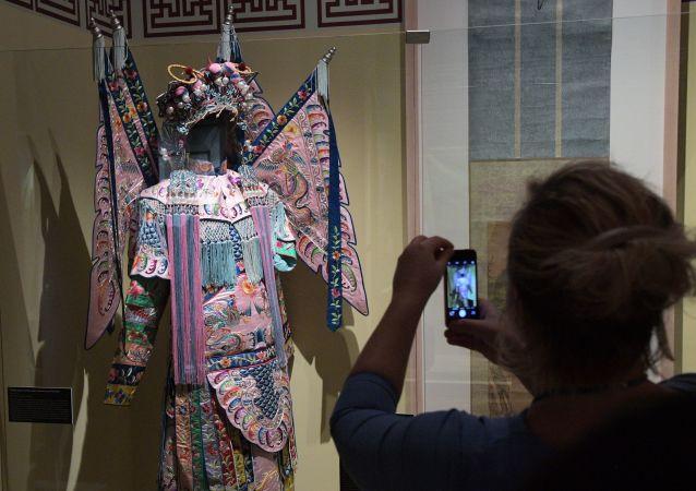 俄國立東方藝術博物館在線舉辦中國文化周