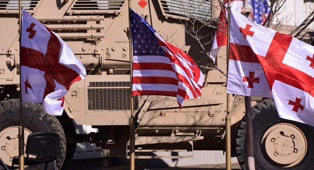 五角大樓拒絕評論在格魯吉亞建立美國軍事基地的可能性