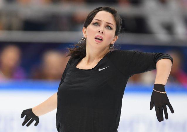 俄羅斯花樣滑冰運動員伊麗莎白·圖科塔梅捨娃
