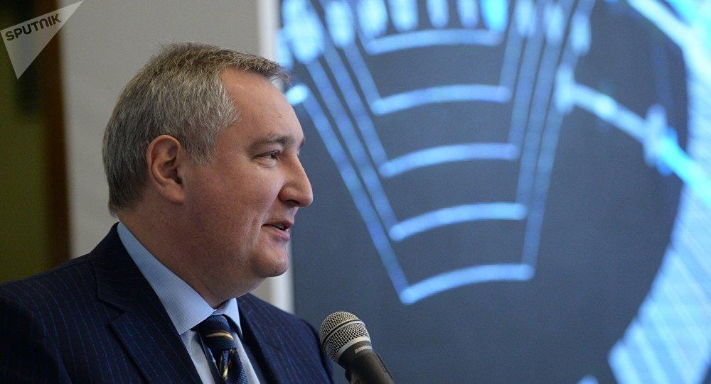 俄航天集團總經理向美國同行祝賀人類登月50週年
