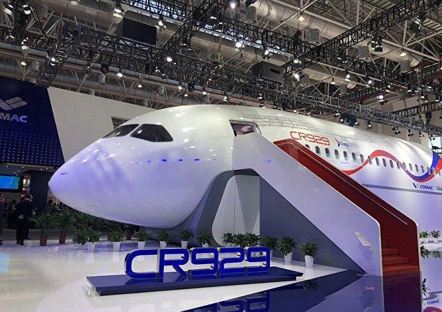 波音高管稱CR929遠程寬體客機帶來良性競爭
