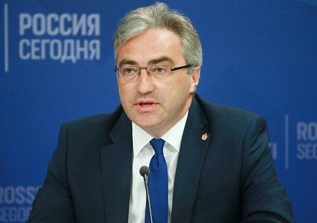 俄羅斯旅遊推介活動在首屆中國國際進口博覽會期間舉行