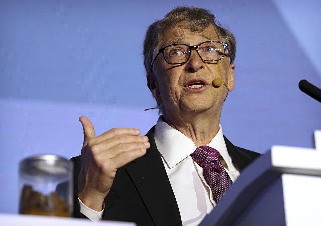 微軟創始人:全球在新冠疫情後需要1-2年才能恢復正常生活