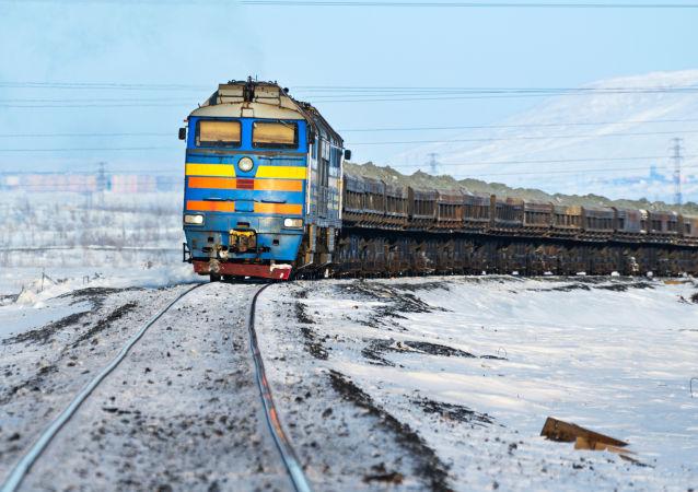 俄中兩國公司就降低鐵路運費進行談判