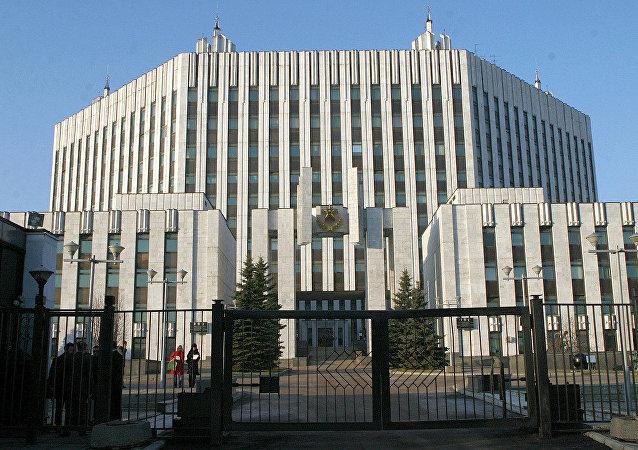 美國拒絕與俄中就防止在太空部署武器問題進行談判