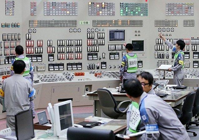 日本一所核設施發生輻射洩漏