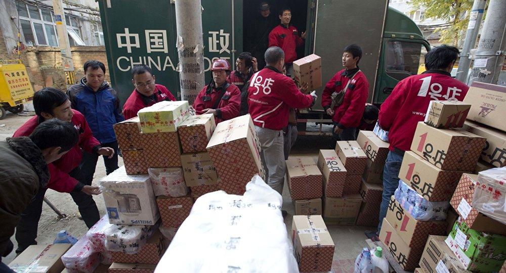 調查:俄消費者在中國網絡商店的購物次數增長50%達到3200萬次