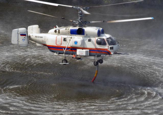 卡-32A直升機