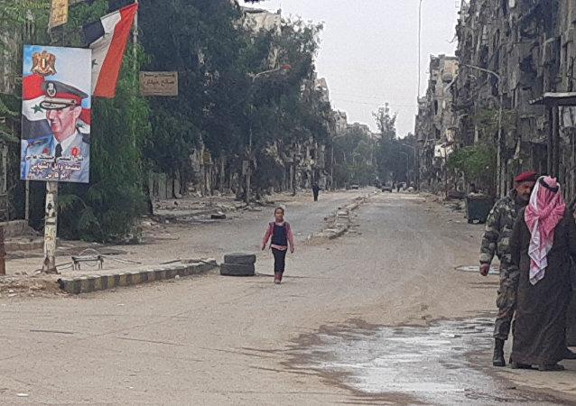 敘利亞,大馬士革