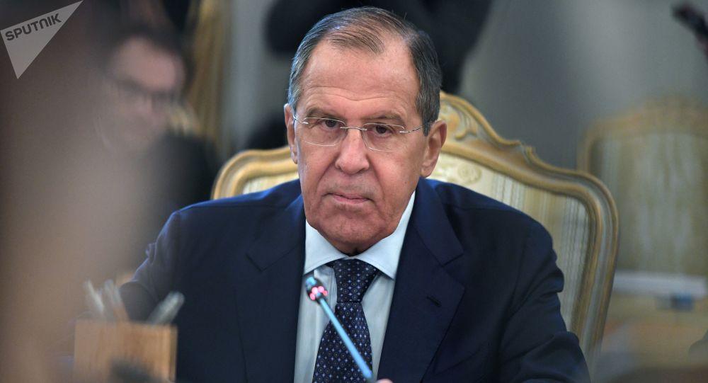 俄外長:特朗普與俄改善關係的舉措都在美國國內遭遏阻