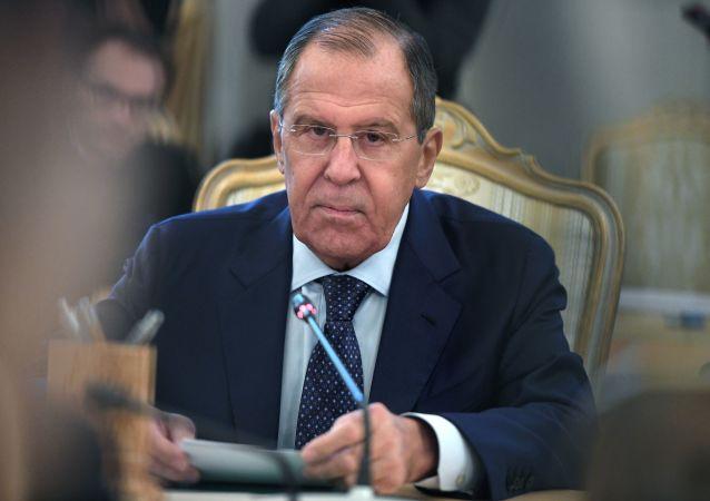 俄外長:俄望在莫斯科阿問題會議上進行重要對話