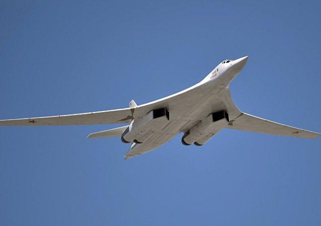 俄圖-160轟炸機