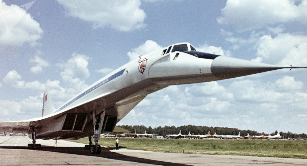 超音速民航飛機圖-1449資料圖片)