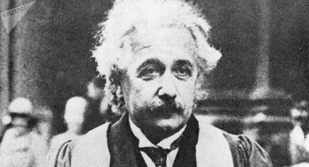 愛因斯坦講述希特勒瘋狂行為的一封信被拍賣134000多美元