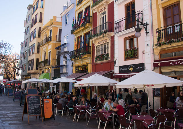 西班牙,遊客