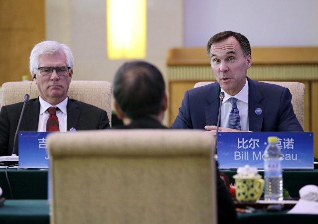 加拿大能否自主選擇對華政策
