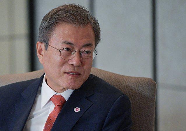 韓國總統辦公廳稱總統更換了8名部長級高官