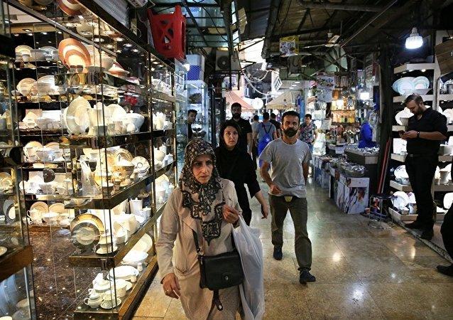 中國在德黑蘭舉辦中國品牌商品展