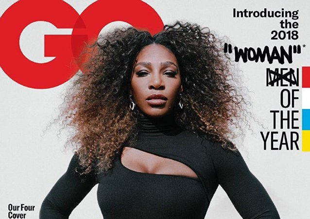 小威登GQ封面 標題從男人改女人