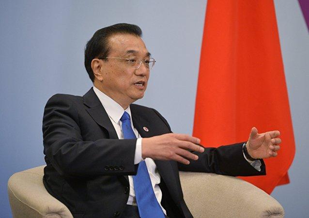 李克強:中國將繼續保持宏觀政策的穩定性