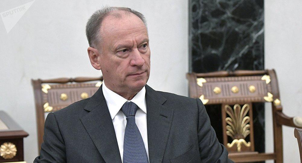 俄羅斯聯邦安全會議秘書尼古拉·帕特魯捨夫