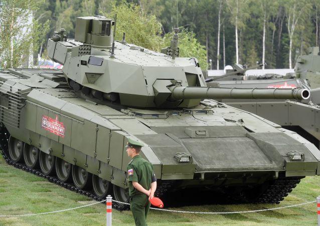 T-14「阿爾瑪塔」