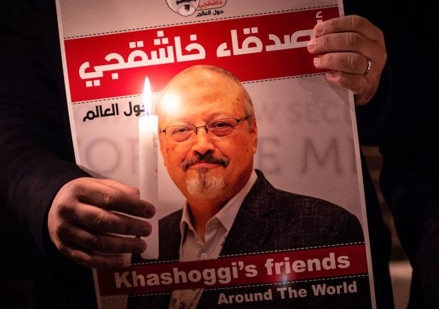 沙特記者卡舒吉之子宣佈家人已寬恕殺害父親的人