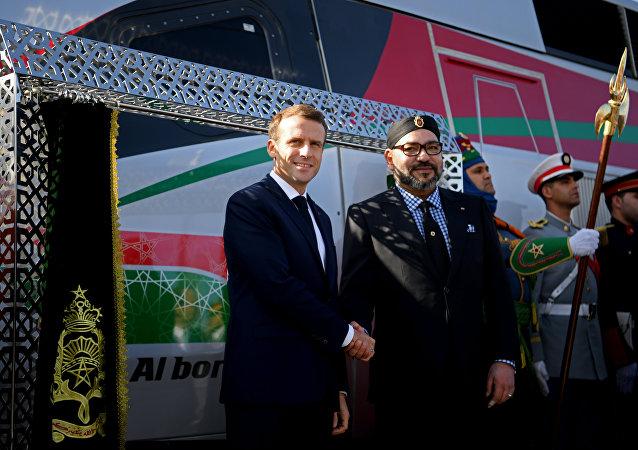 非洲首條高鐵在摩洛哥落成