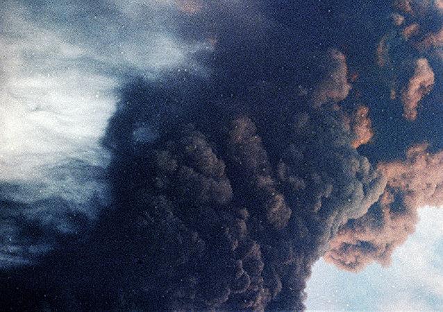 華媒:新西蘭通報火山噴發應急情況 死傷者中有2名中國人
