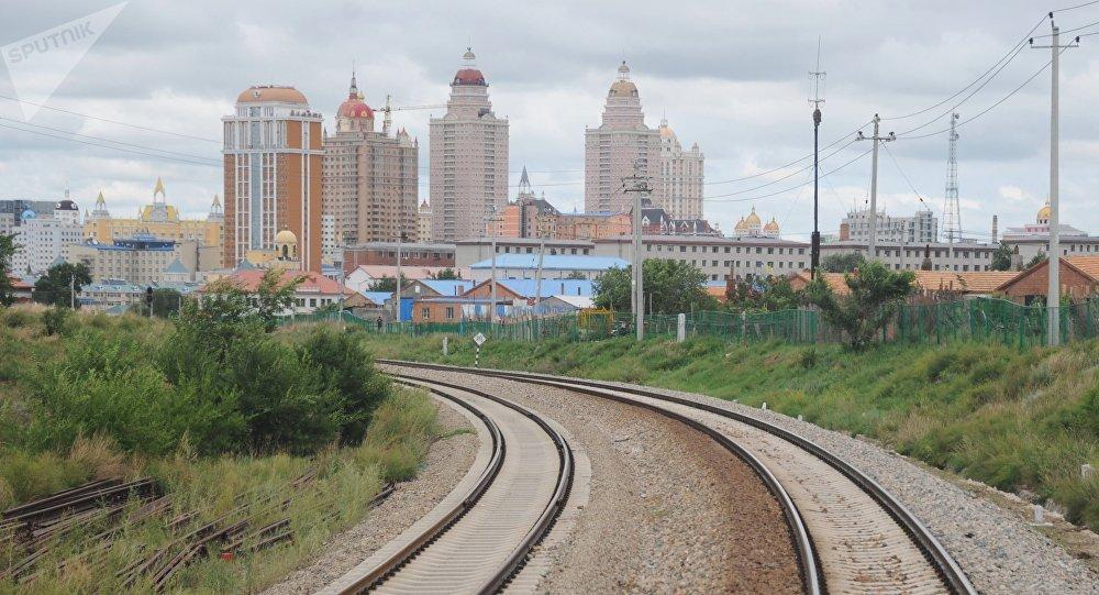8月份中國鐵路貨物發送量同比增長7.3%