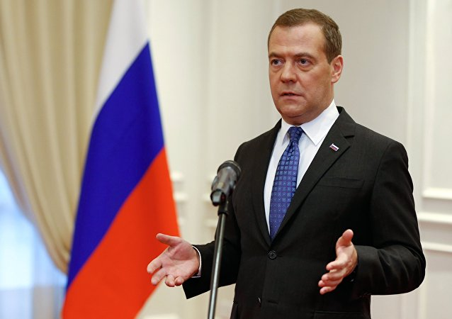 俄總理:貿易戰不會有贏家