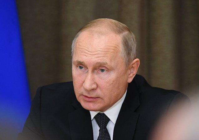 普京:俄「核三位一體」明顯加強 現代化武器份額達82%