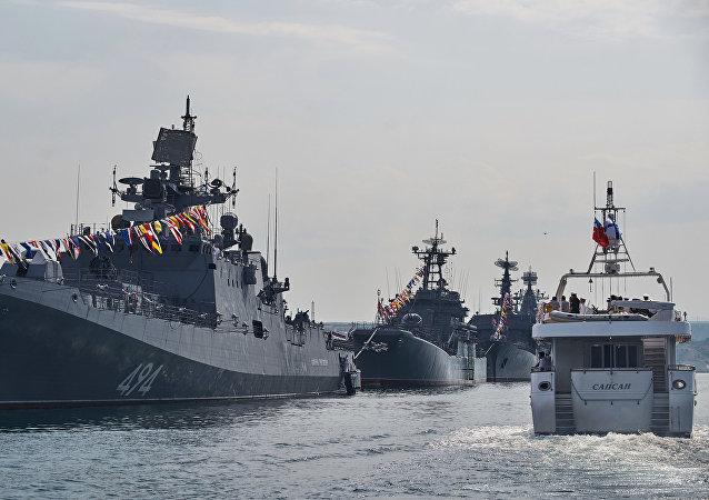 俄海軍軍艦開始引入遠程醫療系統