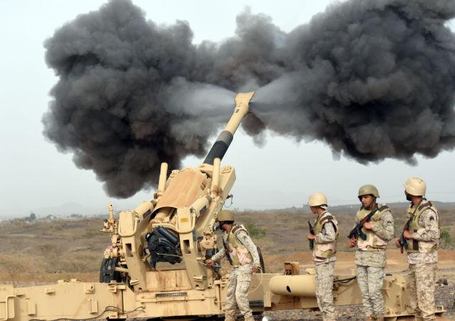 沙特阿拉伯軍隊
