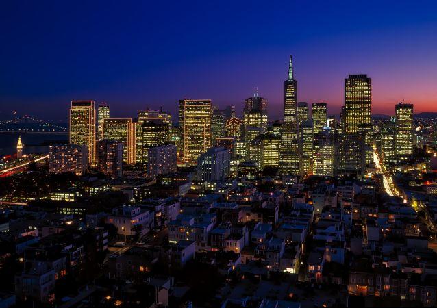 美國舊金山